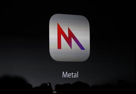نظام iOS 8 : تقنية Metal للألعاب