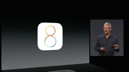 نظام iOS 8 : أداء أفضل للتطبيقات ، مستقبل جديد للألعاب !