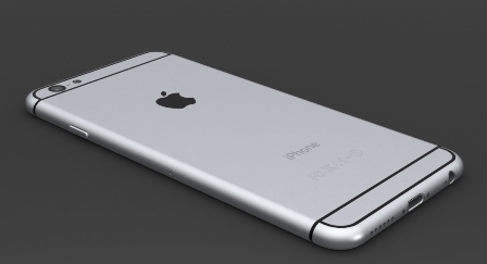 iPhone 6 : التصميم