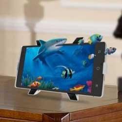 """صورة هاتف Takee 1 بتقنية التصوير المجسم """"الهولوجرام"""" ، الخيال أصبح حقيقة !"""