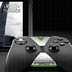 جهاز لوحي Nvidia Shield مخصص للألعاب مع مواصفات عالية
