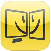 صورة تطبيق iDisplay لتحويل جهازك إلى شاشة عرض إضافية
