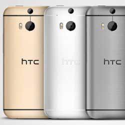 صورة جهاز HTC One M8 يحصل على تحديث كيت كات 4.4.3
