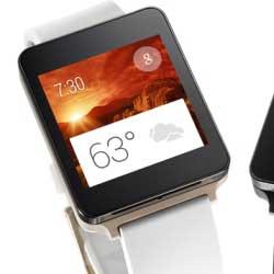 إطلاق الساعة الذكية LG G Watch في الأسواق العالمية