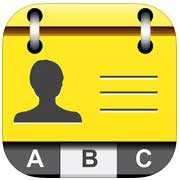 تطبيق Business Card Reader Pro