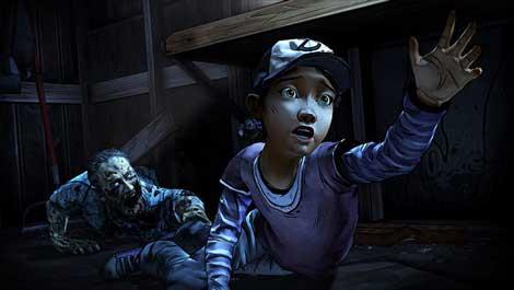 لعبة Walking Dead: The Game - Season 2 للأيفون والآيباد