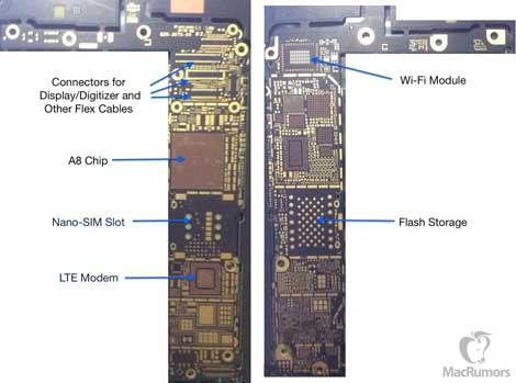 تلميحات إلى إضافة ميزة NFC في الأيفون 6