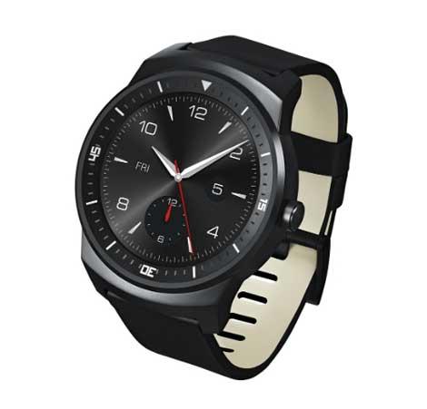 رسمياً : ساعة LG G Watch R أول ساعة ذكية دائرية بنظام Android Wear !