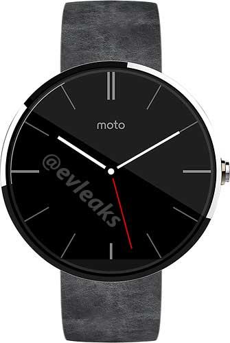 صور مسربة لجهاز Moto 360