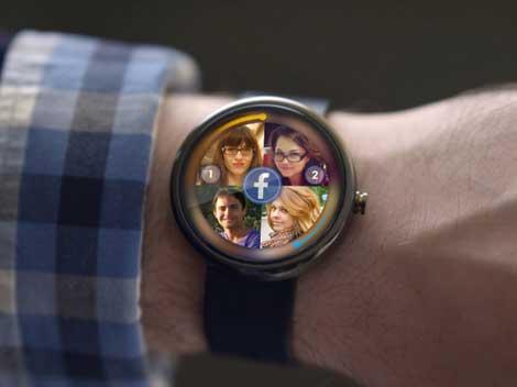تحديث تطبيق دردشة فيسبوك لدعم ساعات أندرويد وير
