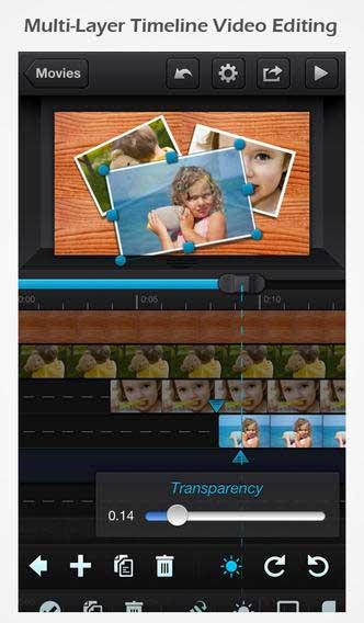 تطبيق Cute CUT لتحرير الفيديو