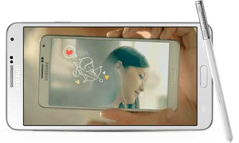 فيديو مشوق من سامسونج حول جهاز Galaxy Note 4