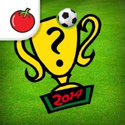 صورة لعبة تحدي الكأس – رياضية عربية مجانية على الأيفون، تحدى معلوماتك في كرة القدم