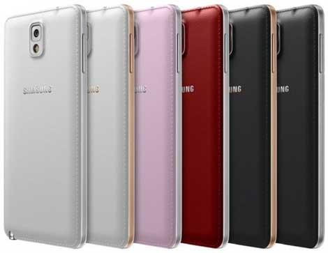 هاتف Galaxy Note 4 سيأتي بأغطية مخصصة للمكفوفين !