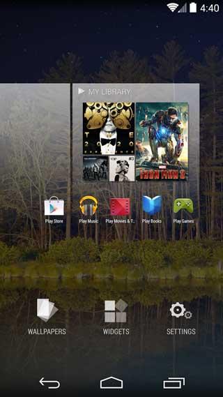 جهاز سوني Xperia Z1 يحصل على تحديث كيت كات 4.4.4