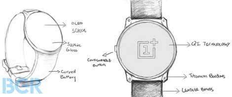 مخطط ساعة OneWatch الذكية