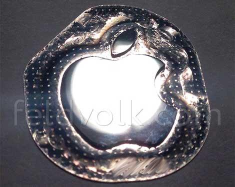 الأيفون 6 لن يحمل شعار التفاحة المضيء وتفاصبل أخرى