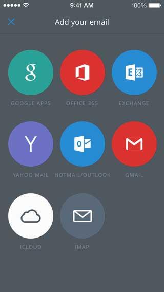 تطبيق CloudMagic جميع إيميلاتك في مكان واحد