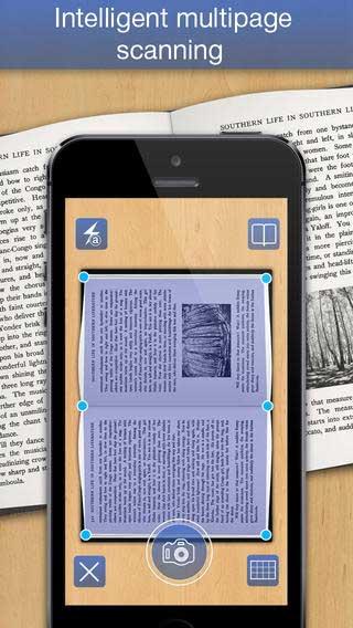 تطبيق PDF Scanner حول أيفونك إلى ماسح ضوئي