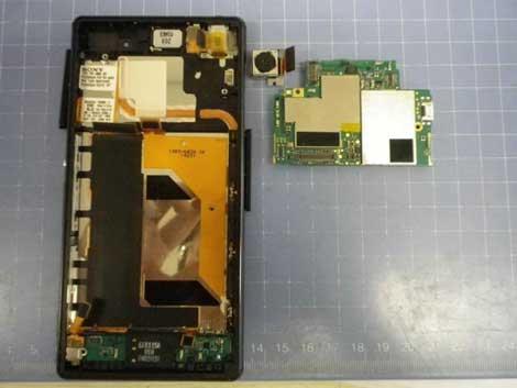 صور جديدة مسربة لجهاز سوني Xperia Z3