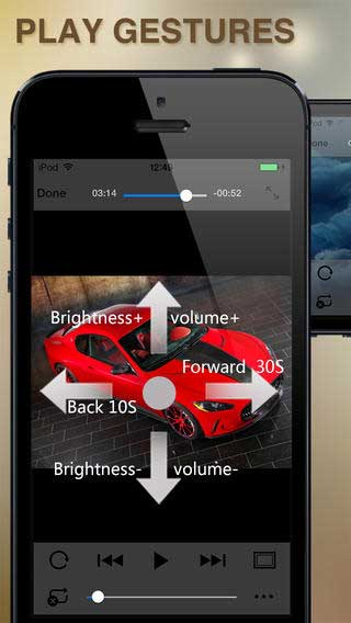 تطبيق AVPlayer Plus Pro مشغل فيديوهات