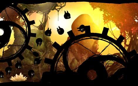لعبة BADLAND المميزة للأندرويد