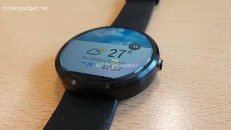 صورة ساعة Moto 360