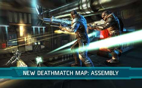 لعبة SHADOWGUN: DeadZone القتالية للأندرويد
