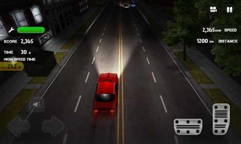 لعبة Race The Traffic سباق سيارات رائعة للأندرويد