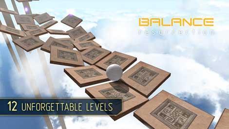 لعبة Ballance Resurrection احرص على التوازن