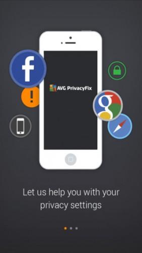 تطبيق AVG PrivacyFix - لإصلاح إعدادات الخصوصية على حساباتك الاجتماعية !