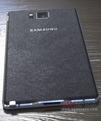 هاتف Galaxy Note 4 سيأتي بتصميم مختلف !