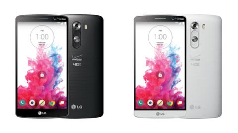هاتف LG G3 - الأفضل في التركيز التلقائي !