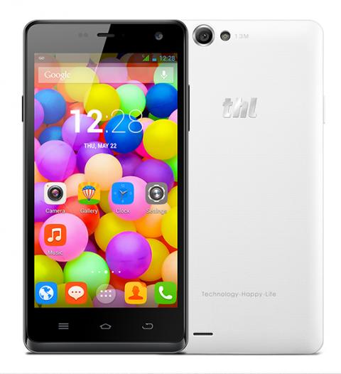 هاتف THL 5000 : هاتف ذكي مرتفع المواصفات ، رخيص الثمن ، مع مزايا رائعة !