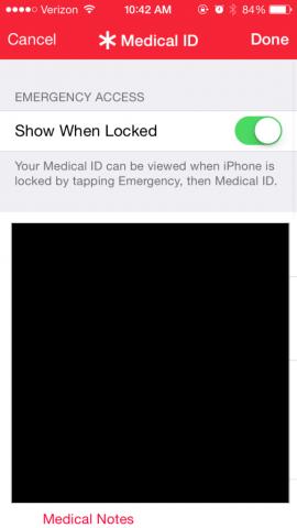 النسخة التجريبية الخامسة iOS 8 Beta 5 : تطبيق الصحة