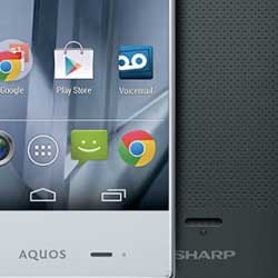 صورة شركة شارب تعلن عن جهاز Aquos Crystal، شاهدوا بالصور والفيديو