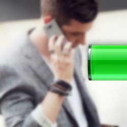 اختبار البطارية : كم تدوم بطارية جهاز سامسونج جالكسي الفا الجديد ؟!