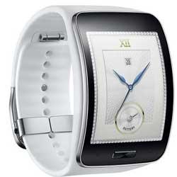 صورة سامسونج تكشف عن ساعة Samsung Gear S الذكية !