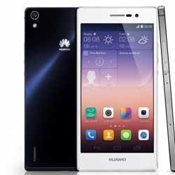 هواوي : الإصدار الجديد من هاتف Ascend P7 سيأتي بشاشة من الياقوت !