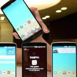 Photo of شركة LG تكشف عن هاتفها الجديد LG G3 A