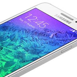 سامسونج تعلن رسميا عن جهاز Galaxy Alpha المميز والراقي