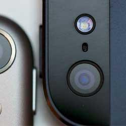 الهواتف الذكية ذات الكاميرا الأفضل !