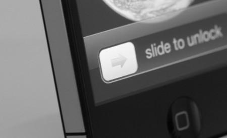 """خاصية """"السحب لإلغاء القفل Slide to unlock"""" موجودة فقط في أجهزة آبل !"""