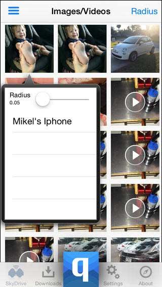 تطبيق QikShare لنقل ملفاتك من جهازك إلى آخر