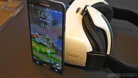 نظارة Gear VR من سامسونج