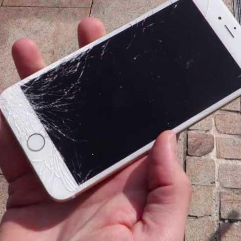 فيديوهات: اختبارات سقوط وصلابة الأيفون 6