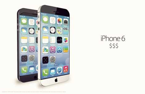 كم سيكون سعر الايفون 6 القادم ؟!