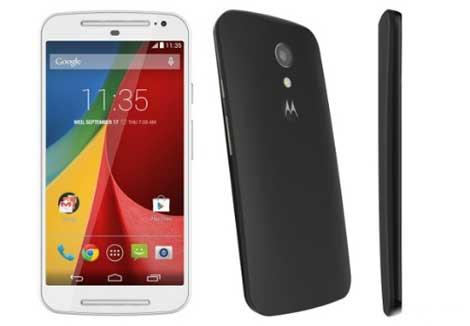 الإعلان عن الجيل الثاني من هاتف Motorola Moto G !