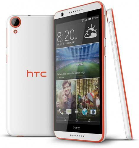 الإعلان عن هاتف HTC Desire 820 بمعالج 64 بت !