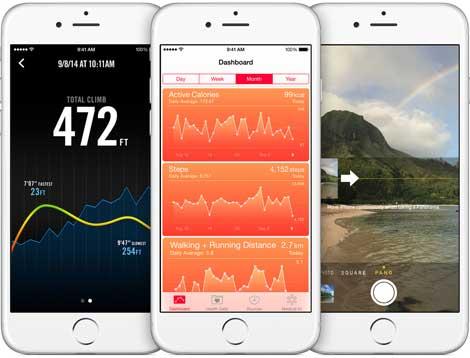 مميزات iOS 8، مميزات ومزايا جديدة - الجزء الأول